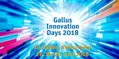 Logo Gallus Innovation Days