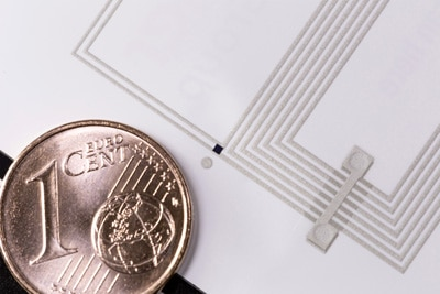 RFID-Label Schreiner Group