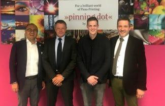 Asahi Photoproducts Europa verstärkt sein Europa-Team