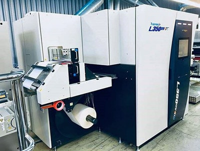 Screen Truepress Jat L350UV-LM