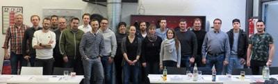 DFTA Schulung für Etikettendrucker