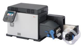Oki Etikettendrucker Pro1050