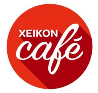 Logo Xeikon Café