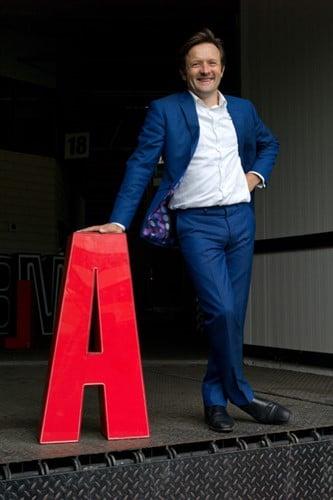 Atze Bosma, neuer CEO bei MPS Systems