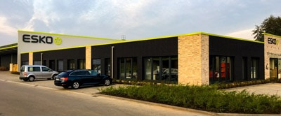 Eskos neuer Standort in Itzehoe