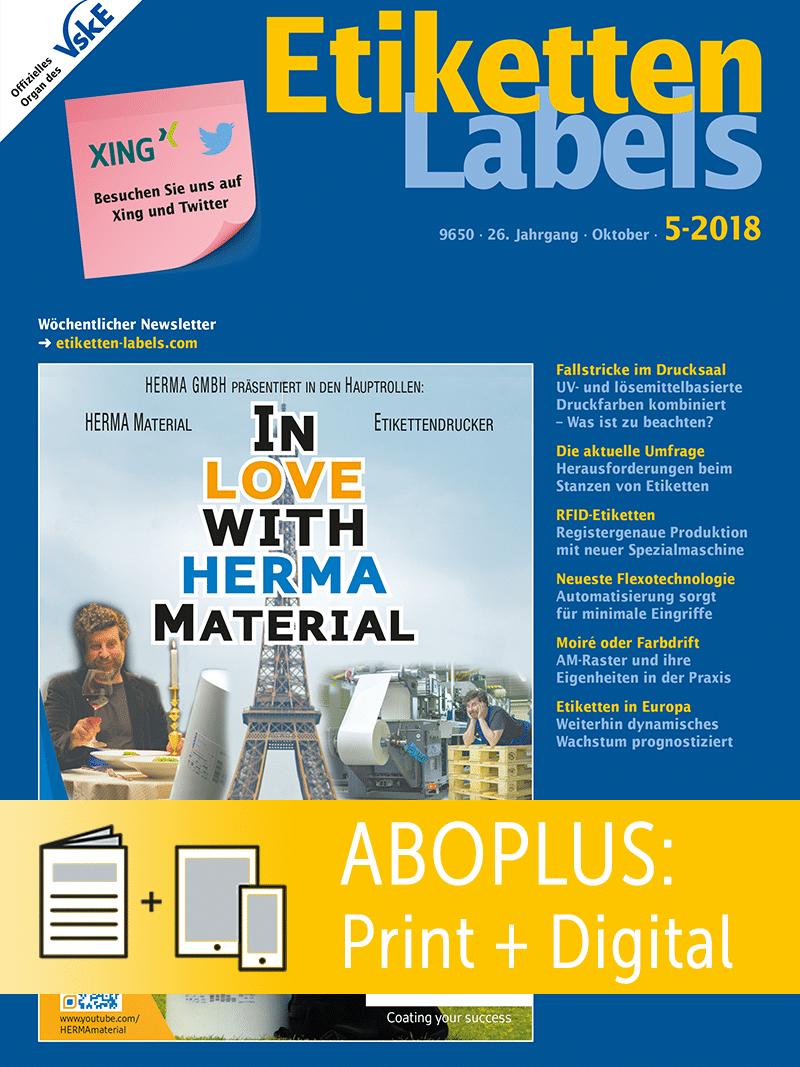 Produkt: Etiketten-Labels AboPlus