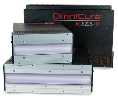 Die neuen UV-LED-Aushärtesysteme