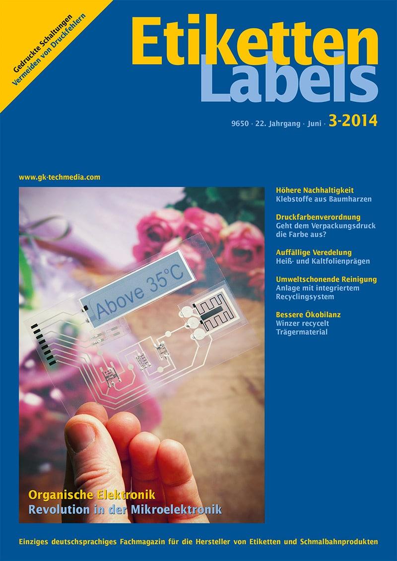 Produkt: Etiketten-Labels 3/2014 Digital