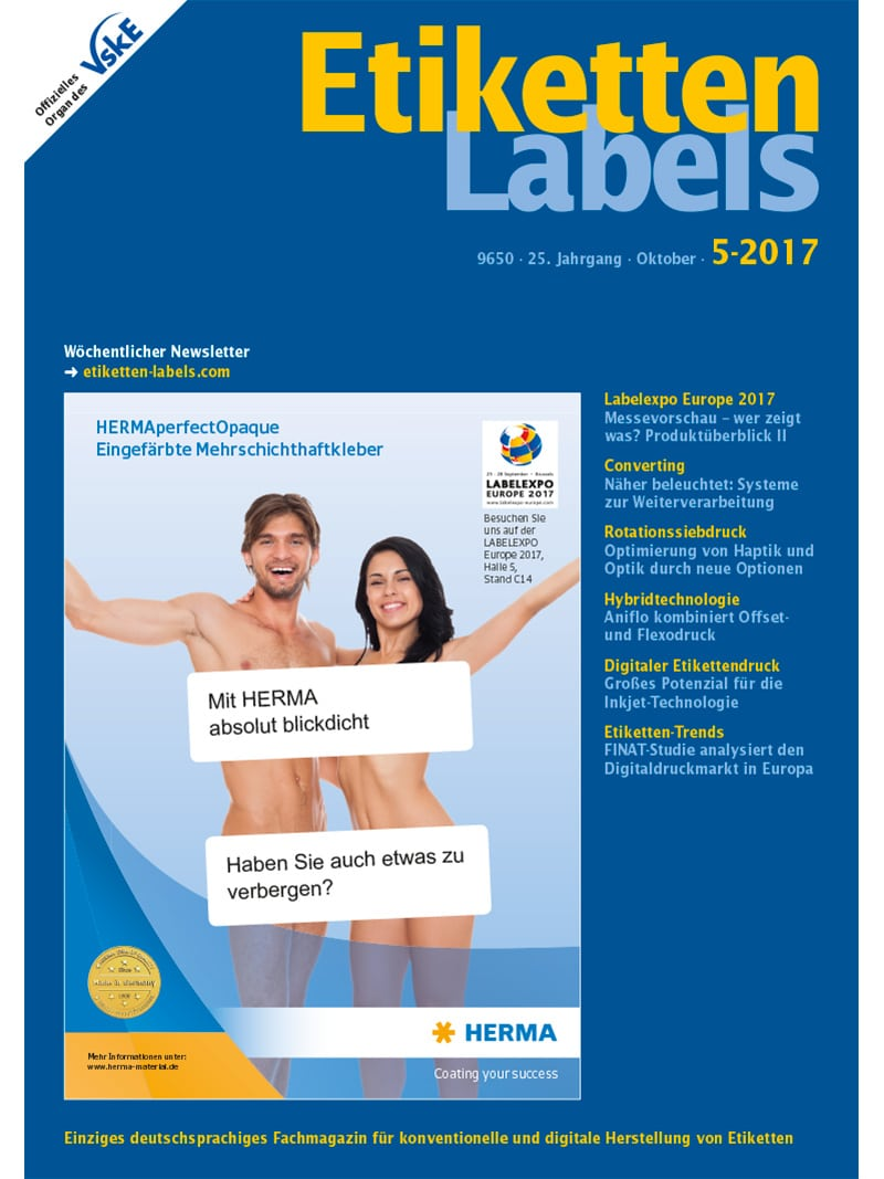 Produkt: Etiketten-Labels 5/2017 Digital