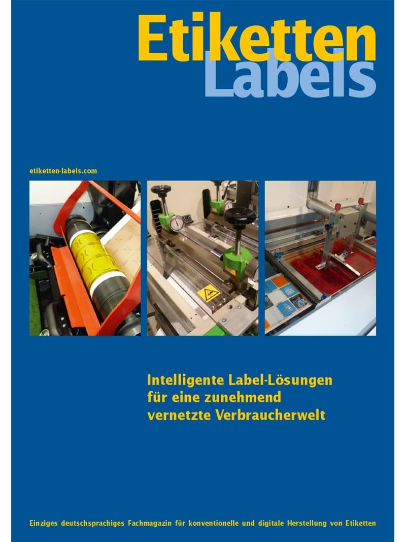 Produkt: Download »Intelligente Label-Lösungen für eine zunehmend vernetzte Verbraucherwelt«
