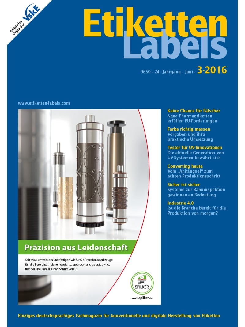 Produkt: Etiketten-Labels Digital 3/2016