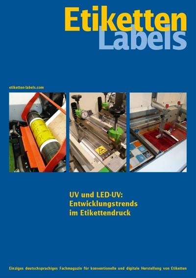 Produkt: Download »UV und LED-UV: Entwicklungstrends im Etikettendruck«
