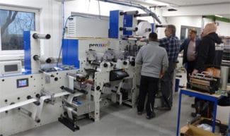 Klingbeil Test neue Maschine