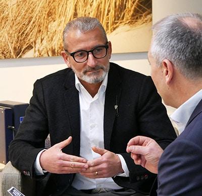Klaus Dargahi, Geschäftsführer smart-Tec (Quelle: smart-Tec)