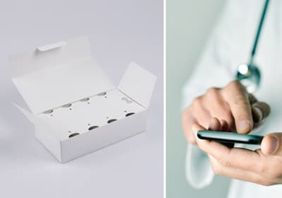 Schreiner MediPharm Smart Vial Kit