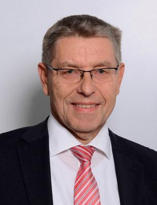 Dr. Dieter Becker (Quelle: Mitsubishi HiTec Paper)