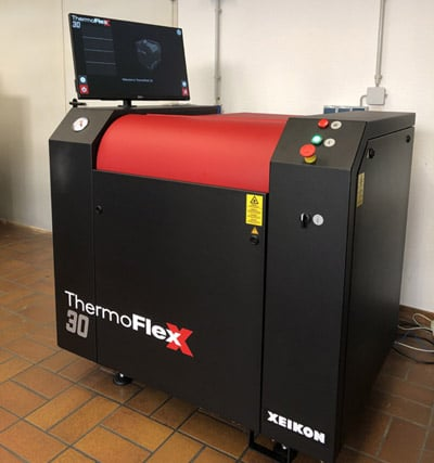 Xeikon Prepress ThermoFlexX 30