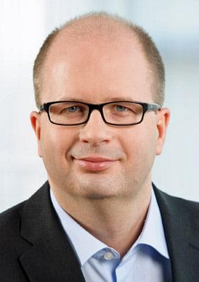 Martin Mönke, Feldmuehle GmbH