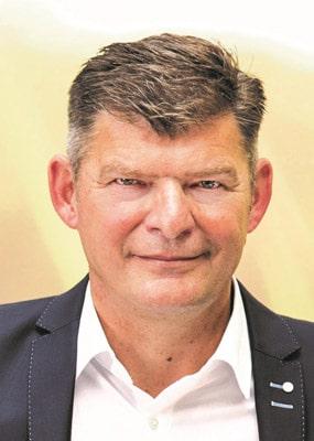 Uwe D'Agnone Geschäftsführer Creapaper GmbH