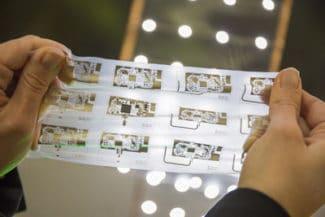 LOPEC 2019 gedruckte Elektronik
