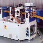 Eine spezielle Stanzmaschine für Tee-Etiketten, gefertigt und entwickelt von Schobertechnologies