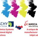 Logos Dortschy und Amica