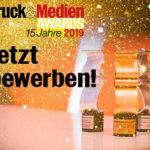 Logo Druck&Medien Award