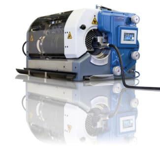 Die neue, dritte Generation von SPGPrints' Rotationssiebdruck-Integrationsmodul RSI III (Quelle: SPGPrints)