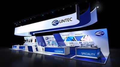 Labelexpo Europe Lintec-Stand