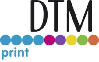 Logo DTM Print