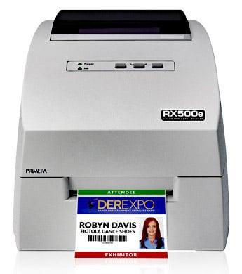 DTM Primera RFID Etikettendrucker