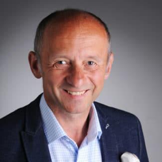 Jürgen Zeußel, neuer Xeikon Sales Manager für Süddeutschland und Österreich