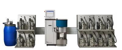 Colorsat Switch-Dosiersystem für den Etikettendruck