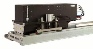 UV-Tintenstrahldrucker K600i von Domino