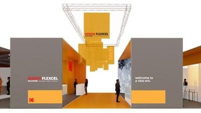 Miraclon-Stand Labelexpo
