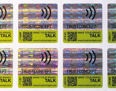 Smart-Tec Smart-Label Security