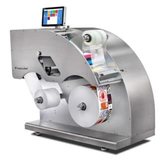Trojan Label Etikettendruckmaschine