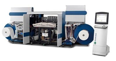 Domino Inkjet-Digitaldrucksystem N610i