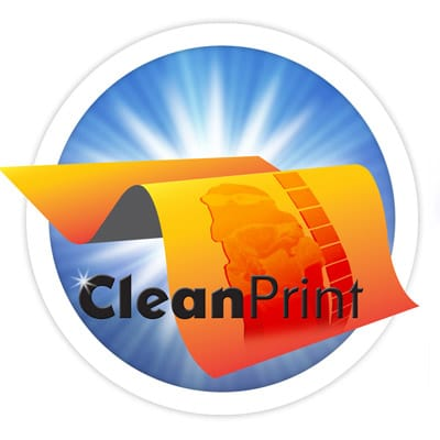 Logo Asahi CleanPrint