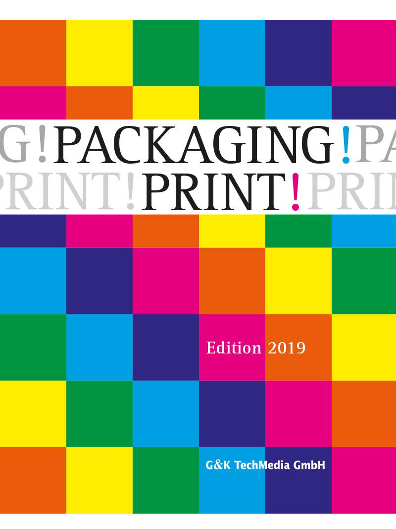 Produkt: Packaging! Print! Edition 2019