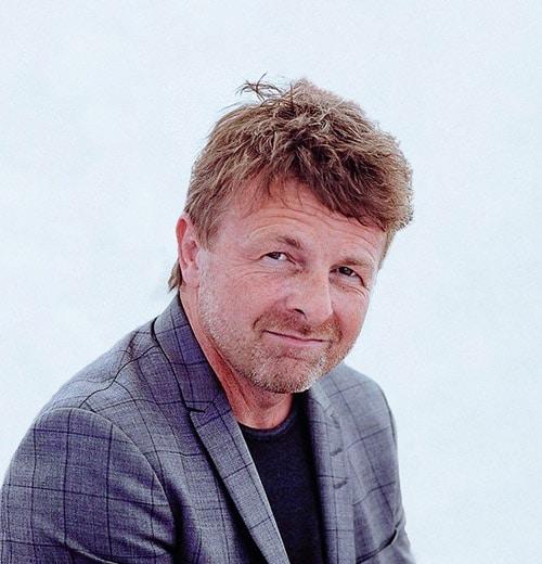 Christopher Graf, Chief Commercial Officer der HYBRID Software
