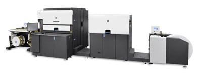 HP 6900 Digital Press