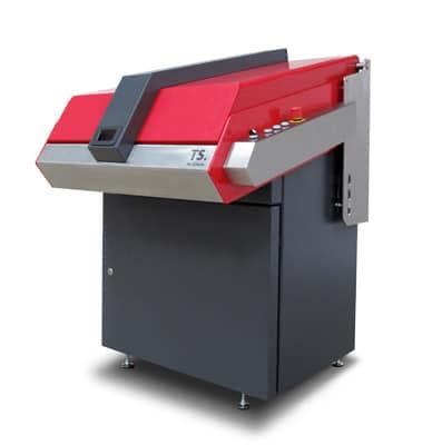 Die TecScreen Processing Unit – Auswaschen und trocknen in einem Arbeitsgang