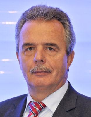 Urs Bachofner, Vice President Sales & Marketing, Lüscher