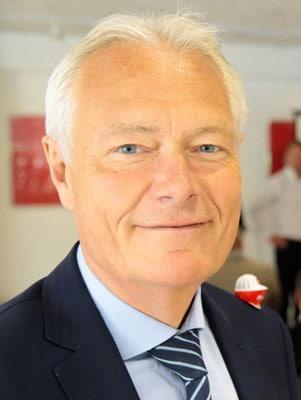 Jakob Landberg, Verkaufs- und Marketingdirektor, Nilpeter A/S