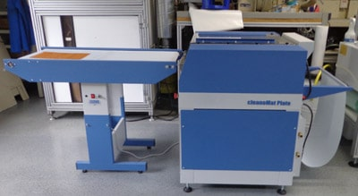 CleanoMat Plate GSB Wahl