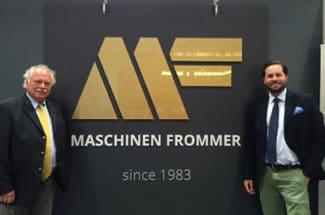 Maschinen Frommer Geschäftsführung