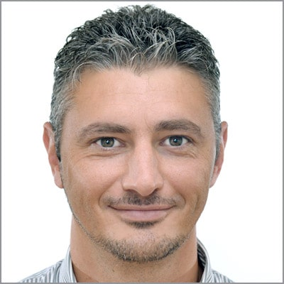 Massimo Bellingardi, Marketing Coordinator, Omet