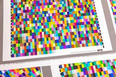 Pulse Roll und GMG zeigen auf der Labelexpo spezielle Lösungen zum Proofen für den Flexodruck
