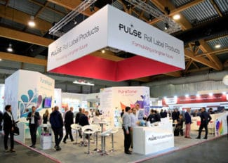 Für PulseRoll war die mittlerweile neunte Labelexpo Europe 2019 die Erfolgreichste